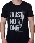 The X Files Mulder Trust No One T-Shirt