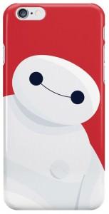 Big Hero 6 Baymax iPhone Case