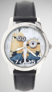 Despicable Me Minions Carl And Dave Watch in fun box