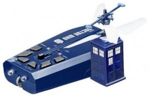 Doctor Who Remote Controll Flying Tardis