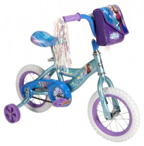 Frozen Anna And Elsa 12 Inch Bike