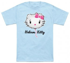 Helium Kitty T-Shirt