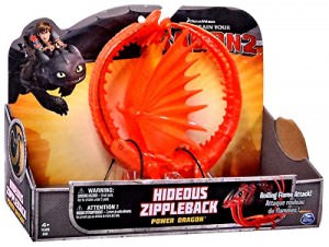 How To Train Your Dragon 2 Zippleback Action Figure