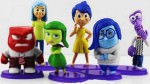 Disney Inside Out 6 Piece Figurine Set