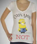 Despicable Me Minion Can You NOT Women's T-Shirt
