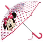 Minnie Mouse Pink Polka Dots Umbrella