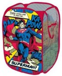 Superman Mesh Hamper