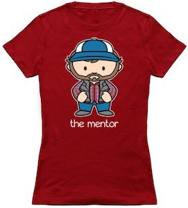Supernatural The Mentor T-Shirt with Bobby