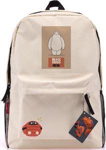 Big Hero 6 Baymax Large Backpack