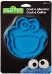 Cookie Monster Cookie Cutter