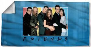 Friends Cast Towel