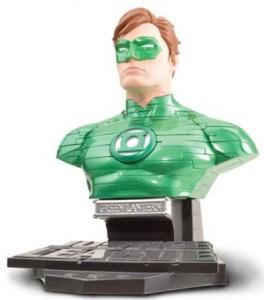 Green Lantern 3D Jigsaw Puzzle