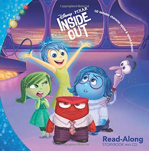Inside Out Read A Long Book and CD
