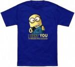 Minion Search For Bananas T-Shirt