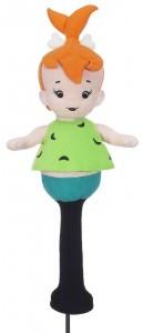 Pebbles Plush Golf Club Head Cover