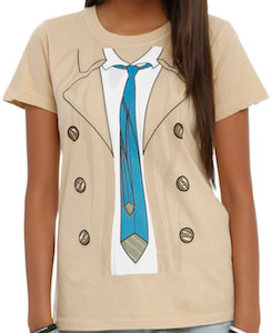 Supernatural Castiel Costume T-Shirt