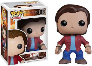 Supernatural Sam Winchester Pop Vinyl Figurine #93