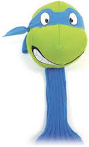 Teenage Mutant Ninja Turtles Leonardo Golf Club Head Cover