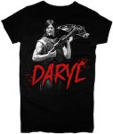 The Walking Dead Daryl And His Crossbow T-Shirt
