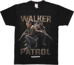 The Walking Dead Walker Patrol T-Shirt