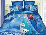 Frozen Queen Duvet Set