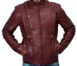 Guardians Of The Galaxy Star Lord Leather Jacket