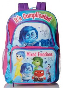 Inside Out Backpack With Lunch Kit