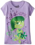 Inside Out Kids Disgust T-Shirt