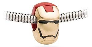 Iron Man Bracelet Charm