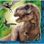 Jurassic World Large Party Napkins