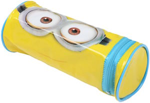 Minion face Pencil Case