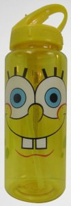 SpongeBob 25oz Water Bottle