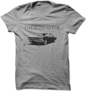Supernatural The Road So Far T-Shirt