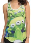 Women's Toy Story Aliens Tank Top