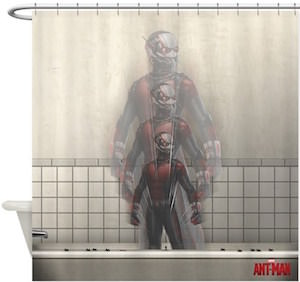 Marvel Shrinking Ant-Man Shower Curtain