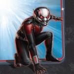Ant-Man Paper Party Napkins