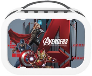Avengers Age Of Ultron Yubo Lunch Box
