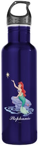 Ariel The Little Mermaid Water Bottle