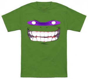 Donatello Face TMNT T-Shirt