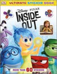 Disney Inside Out Ultimate Sticker Book