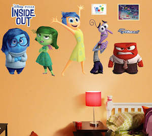Inside Out Wall Decal