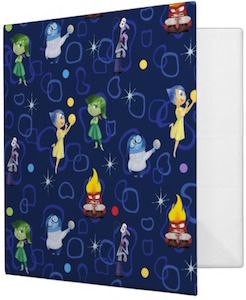 Avery Inside Out Emotions Binder
