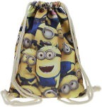 Despicable Me Minions Drawstring Backpack