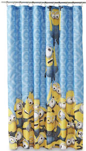 Minion Mayhem Shower Curtain