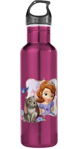 Disney Sofia The First Stainless Steel Water Bottle