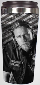 Sons Of Anarchy Jax Travel Mug