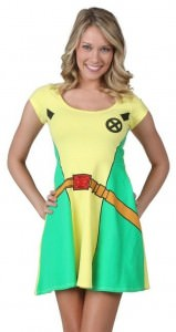 X-Men Rogue Skater Dress