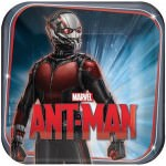 Marvel Ant-Man Paper Party Plates