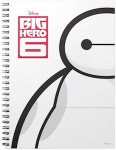 Big Hero 6 Baymax Notebook