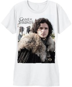 Game of Thrones Jon Snow Women's T-Shirt